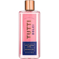 Bath & Body Works Tutti Dolci Pink Peony Créme Shower Gel for Women 248 ml
