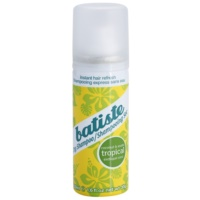 Batiste Fragrance Tropical champú en seco para dar volumen y brillo