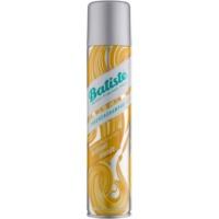 suchý šampon pro blond vlasy