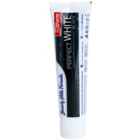 Beverly Hills Formula Perfect White Black Whitening Tandpasta met Actiefkool voor Frisse Adem