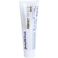Beverly Hills Formula Perfect White Gold Antibacteriële Whitening Tandpasta met Gouddeeltjes