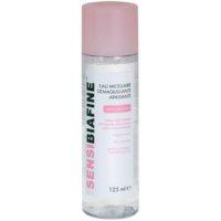 заспокоююча очищаюча міцелярна вода для чутливої шкіри навколо очей