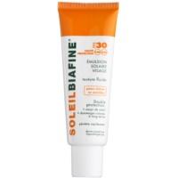 schützendes Fluid für sehr empfindliche und helle Haut SPF 30