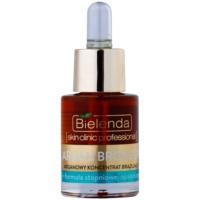 Bielenda Skin Clinic Professional Argan Bronzer олійка для автозасмаги для обличчя
