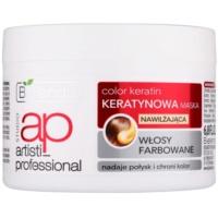 hydratační maska pro barvené vlasy
