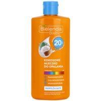 Hydraterende Bruiningsmelk  SPF 20
