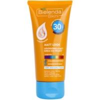 Crema de protecție pentru tenul gras si combinat SPF 30