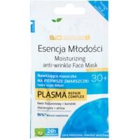 máscara hidratante para primeiras rugas