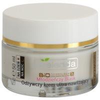 nährende und feuchtigkeitsspendende Creme für trockene bis empfindliche Haut