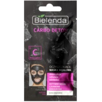 čisticí maska s aktivním uhlím pro zralou pleť