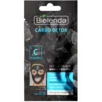 Cleansing Mask with Activated Charcoal For Dry To Sensitive Skin