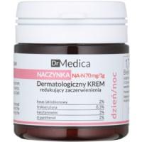 дерматологічний крем проти почервоніння шкіри
