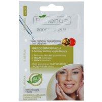 Peeling, Serum und Maske für fettige Haut mit Neigung zu Akne