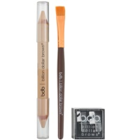 Billion Dollar Brows Color & Control zestaw do doskonałego brwi