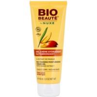 gel-crema hidratante autobronceador con extracto de mango
