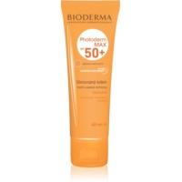 Bioderma Photoderm Max тониращи слънцезащитни продукти SPF 50+