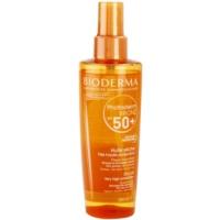 aceite seco solar SPF 50+