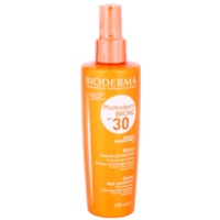 spray protector para mantener y prolongar el bronceado natural SPF 30