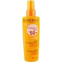 spray do opalania bez substancji zapachowych SPF 50+