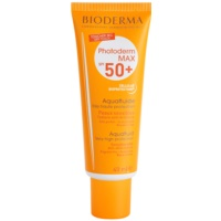 Bioderma Photoderm Max захисний матуючий флюїд для шкіри SPF 50+