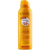 spray protetor SPF 50+