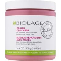 Biolage RAW Recover agyagos maszk gyenge, károsult hajra