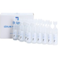 Physiological Serum in Vials
