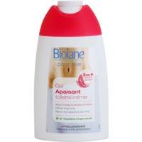 pomirjevalni gel za intimno higieno