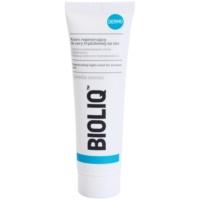 creme de noite regenerador  para pele acneica