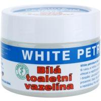 білий вазелін