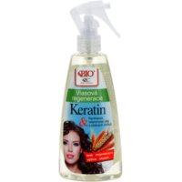 Bione Cosmetics Keratin Grain bezoplachová vlasová péče ve spreji