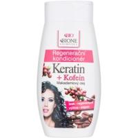 regenerační kondicionér na vlasy