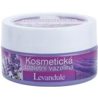 kosmetická vazelína s levandulí