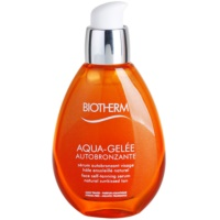 Biotherm Aqua-Gelée Autobronzante Selbstbräuner-Serum für das Gesicht