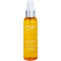 zpevňující tělový olej ve spreji