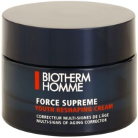 Biotherm Homme Force Supreme Remodeling Day Cream For Regeneration And Skin Renewal