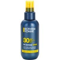 Biotherm Homme UV Defense Sport spray solaire SPF 30