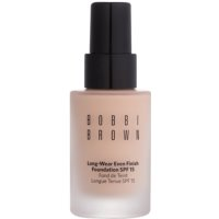 Bobbi Brown Skin Foundation Long-Wear Even Finish base duradoura SPF 15