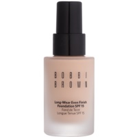 Bobbi Brown Skin Foundation Long-Wear Even Finish стійкий тональний крем SPF 15