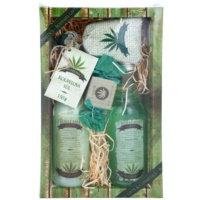Bohemia Gifts & Cosmetics Cannabis Cosmetic Set I.