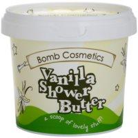 Bomb Cosmetics Chilla Vanilla manteiga de duche para pele seca