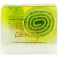 Bomb Cosmetics Lime & Dandy jabón de glicerina