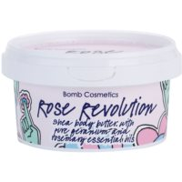 Bomb Cosmetics Rose Revolution testvaj