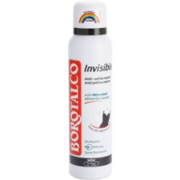 Borotalco Invisible desodorizante em spray contra suor excessivo
