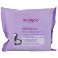 Bourjois Express tisztító törlőkendő