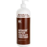 Brazil Keratin Chocolate condicionador para cabelo danificado