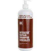 Brazil Keratin Chocolate sampon a károsult hajra