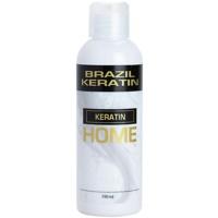 Brazil Keratin Home hajkúra a haj kiegyenesítésére