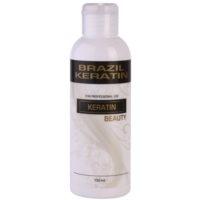 Brazil Keratin Beauty Keratin відновлююча сироватка для пошкодженого волосся