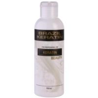 Brazil Keratin Beauty Keratin регенерираща процедура за увредена коса